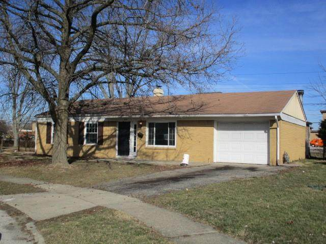 3261 Macarthur Court, Indianapolis, IN 46224 (MLS #21769428) :: Dean Wagner Realtors
