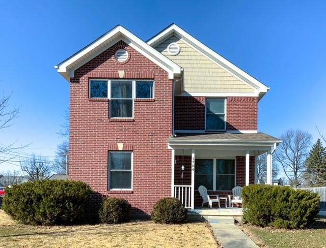 1704 S E Street, Elwood, IN 46036 (MLS #21769438) :: Anthony Robinson & AMR Real Estate Group LLC