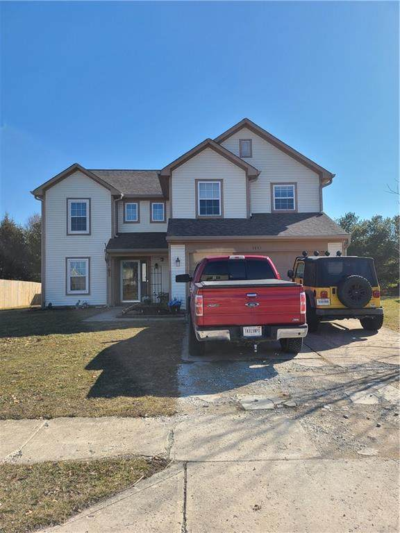 5841 Pennekamp Drive, Plainfield, IN 46168 (MLS #21769472) :: Anthony Robinson & AMR Real Estate Group LLC
