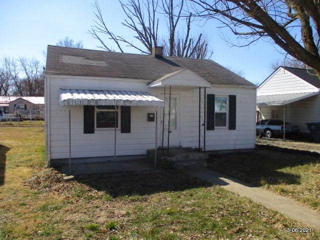 21 W 39th Street, Anderson, IN 46013 (MLS #21770014) :: Dean Wagner Realtors