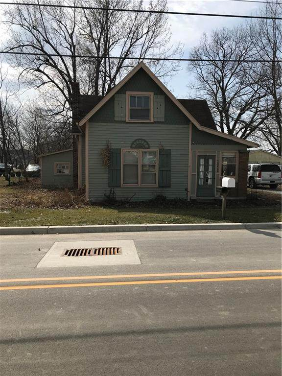 8745 South Street, Fishers, IN 46038 (MLS #21770538) :: Mike Price Realty Team - RE/MAX Centerstone