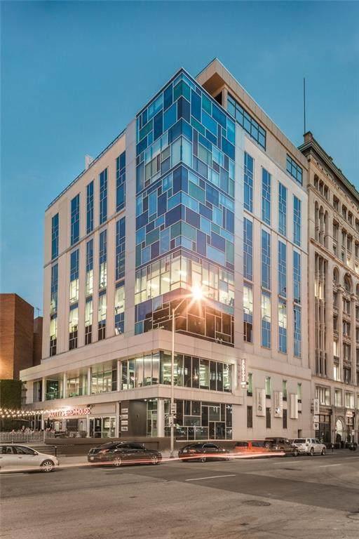 1 Virginia Avenue #701, Indianapolis, IN 46204 (MLS #21770627) :: JM Realty Associates, Inc.