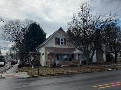 219 W 5th Street, Anderson, IN 46016 (MLS #21770742) :: Mike Price Realty Team - RE/MAX Centerstone