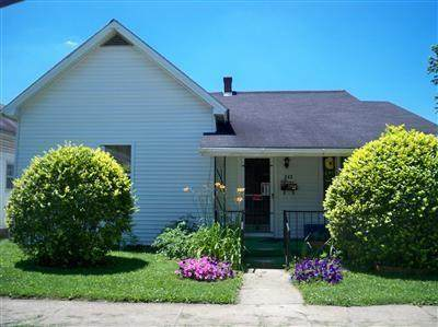242 S Park Street, Seymour, IN 47274 (MLS #21770827) :: Anthony Robinson & AMR Real Estate Group LLC