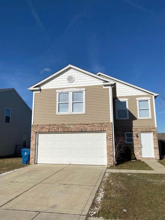 2865 Wolfgang Way, Indianapolis, IN 46239 (MLS #21770937) :: Heard Real Estate Team | eXp Realty, LLC