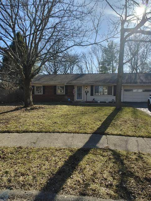 1728 Bluewater Court, Indianapolis, IN 46229 (MLS #21770938) :: The Evelo Team