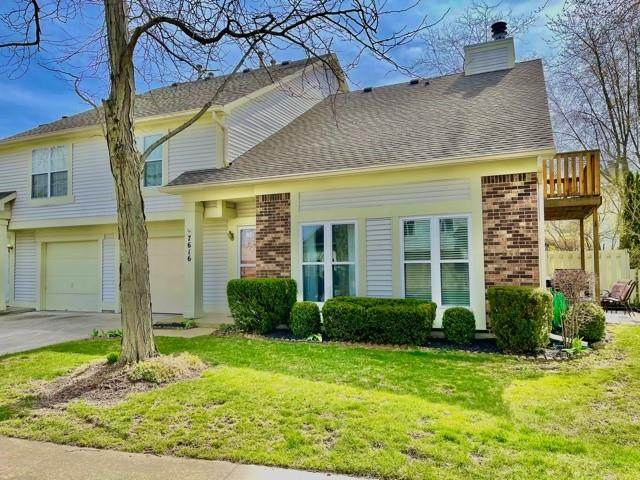 7616 Castleton Farms N Drive #81, Indianapolis, IN 46256 (MLS #21770962) :: The Indy Property Source