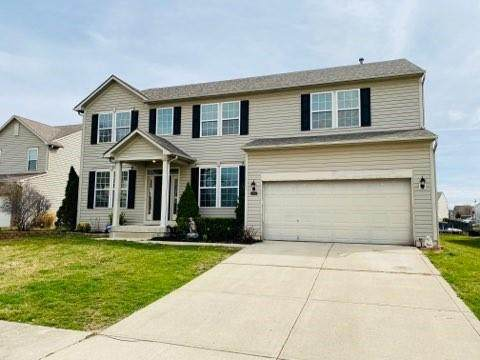 1069 Sycamore Court, Greenwood, IN 46143 (MLS #21771018) :: Ferris Property Group
