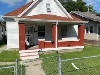 108 N Euclid Street N, Indianapolis, IN 46201 (MLS #21771548) :: RE/MAX Legacy