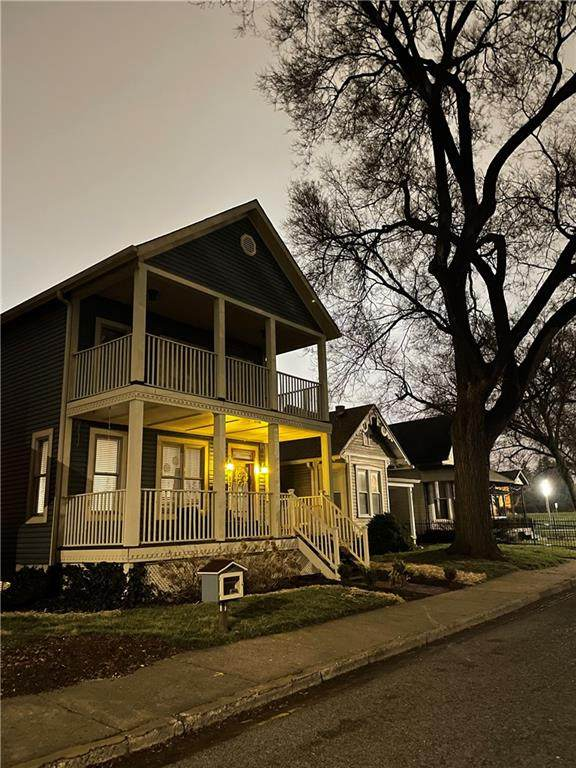 821 N Camp Street, Indianapolis, IN 46202 (MLS #21771988) :: The Indy Property Source