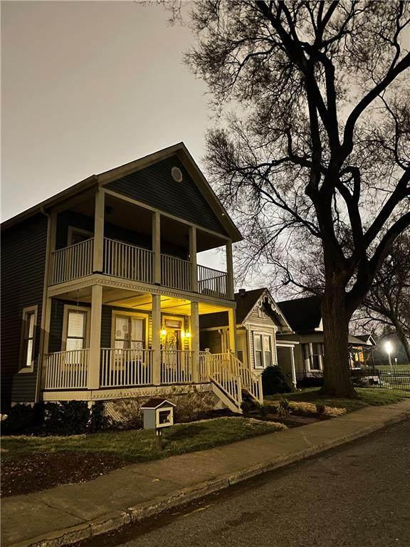 821 N Camp Street, Indianapolis, IN 46202 (MLS #21771988) :: Dean Wagner Realtors