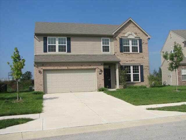 6530 Amherst Way, Zionsville, IN 46077 (MLS #21773042) :: The Indy Property Source