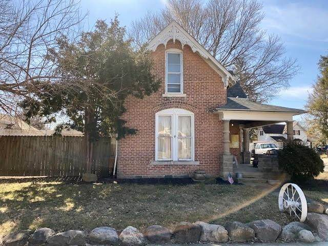 501 E Main Street, Arcadia, IN 46030 (MLS #21773180) :: Mike Price Realty Team - RE/MAX Centerstone