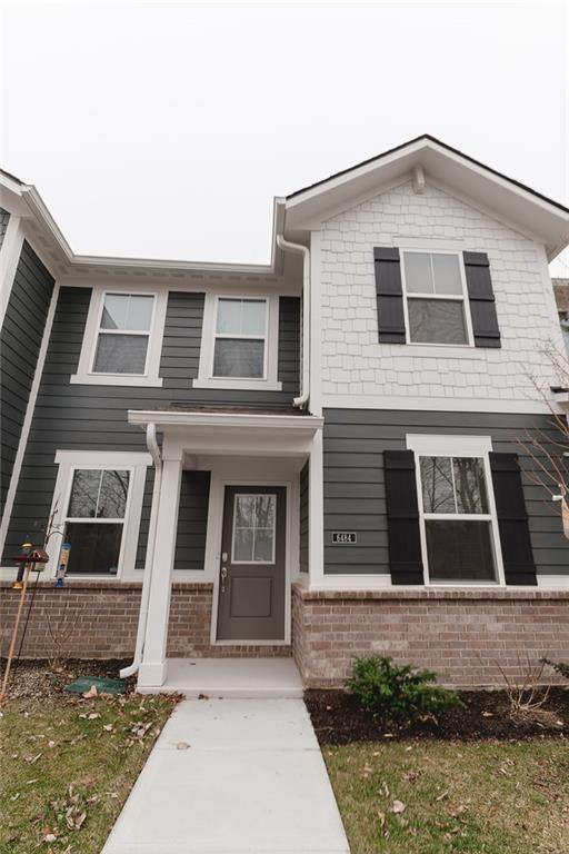 6484 Apperson Drive, Noblesville, IN 46060 (MLS #21773284) :: The Evelo Team