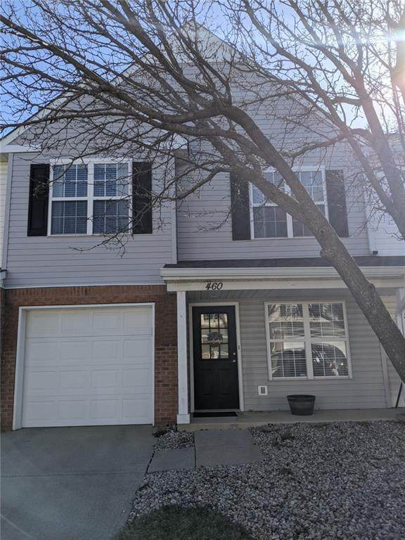460 Dekalb Drive, Westfield, IN 46074 (MLS #21773495) :: Ferris Property Group