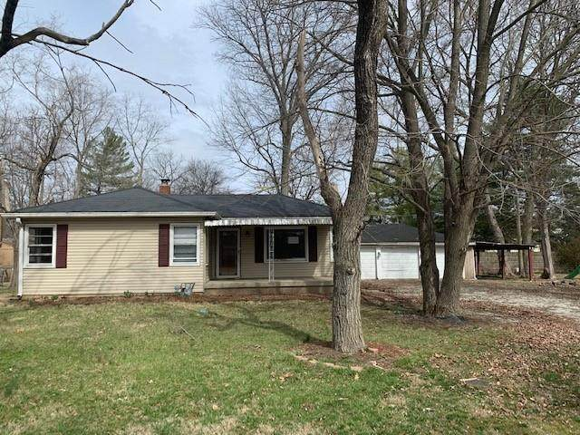 2216 W 59TH Street, Indianapolis, IN 46228 (MLS #21773778) :: David Brenton's Team
