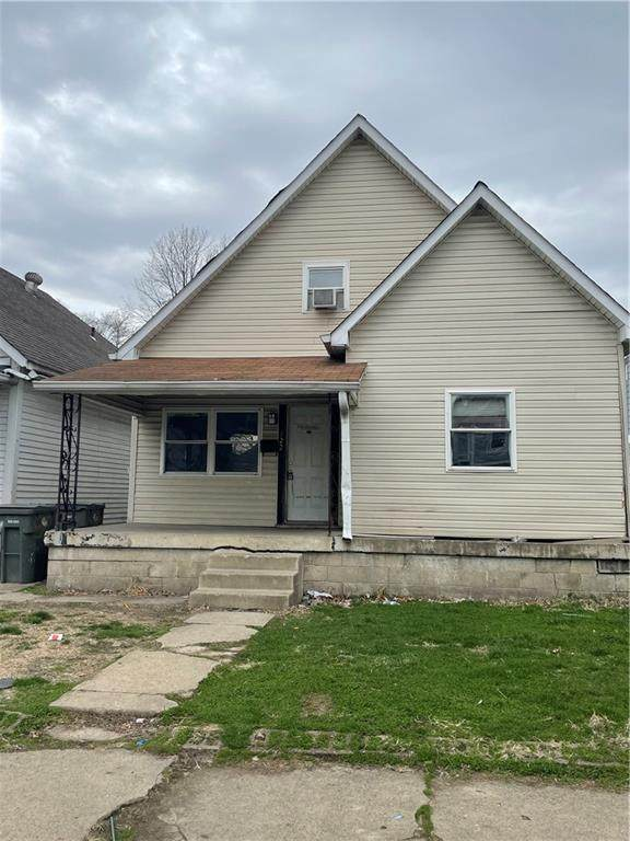 822 Villa Avenue, Indianapolis, IN 46203 (MLS #21774006) :: The Indy Property Source