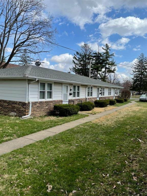 209 College Drive, Anderson, IN 46012 (MLS #21774215) :: Heard Real Estate Team | eXp Realty, LLC