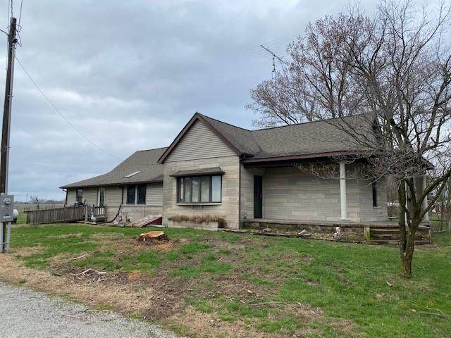 7722 N County Road 1000 East, Seymour, IN 47274 (MLS #21774314) :: Mike Price Realty Team - RE/MAX Centerstone