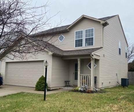 15391 Wandering Way, Noblesville, IN 46060 (MLS #21774366) :: Ferris Property Group