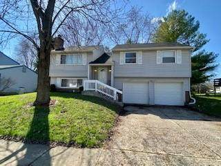 2650 Sheffield Drive, Indianapolis, IN 46229 (MLS #21774534) :: Heard Real Estate Team | eXp Realty, LLC