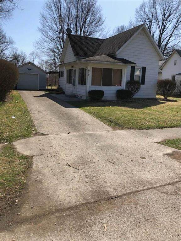 829 High Street, Middletown, IN 47356 (MLS #21774687) :: Mike Price Realty Team - RE/MAX Centerstone