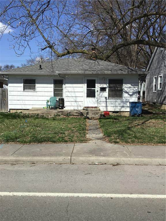 1510 E 46TH Street, Indianapolis, IN 46205 (MLS #21774745) :: RE/MAX Legacy