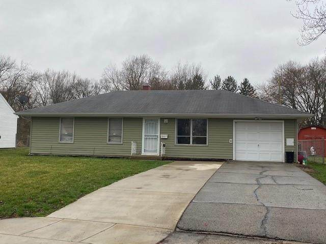 1811 Kerrwood Drive, Anderson, IN 46011 (MLS #21774792) :: The Evelo Team