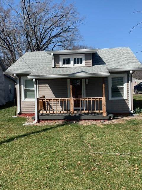 1258 Lawrence Avenue, Indianapolis, IN 46227 (MLS #21774838) :: Keller & Corbett Real Estate