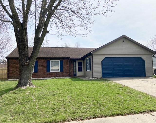 3031 N Pawnee Court, Indianapolis, IN 46235 (MLS #21775303) :: Anthony Robinson & AMR Real Estate Group LLC