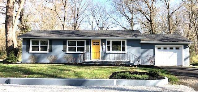 1402 E 74th Street, Indianapolis, IN 46240 (MLS #21775388) :: Anthony Robinson & AMR Real Estate Group LLC