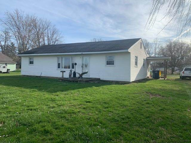 415 Elm Avenue, Sheridan, IN 46069 (MLS #21775409) :: Mike Price Realty Team - RE/MAX Centerstone
