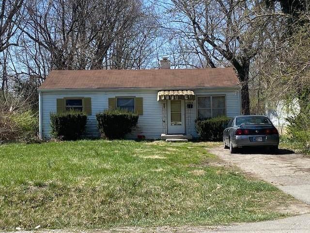 3946 N Butler Avenue, Indianapolis, IN 46226 (MLS #21775852) :: AR/haus Group Realty