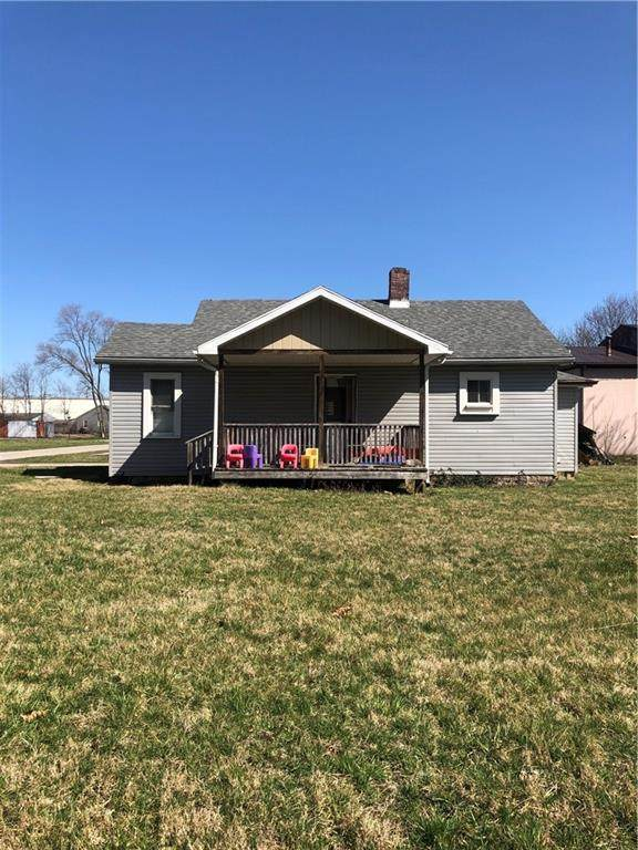 2105 E 45th Street, Indianapolis, IN 46205 (MLS #21776223) :: The Indy Property Source