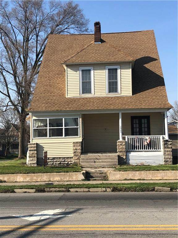 1900 E Main Street, Elwood, IN 46036 (MLS #21776225) :: The Indy Property Source