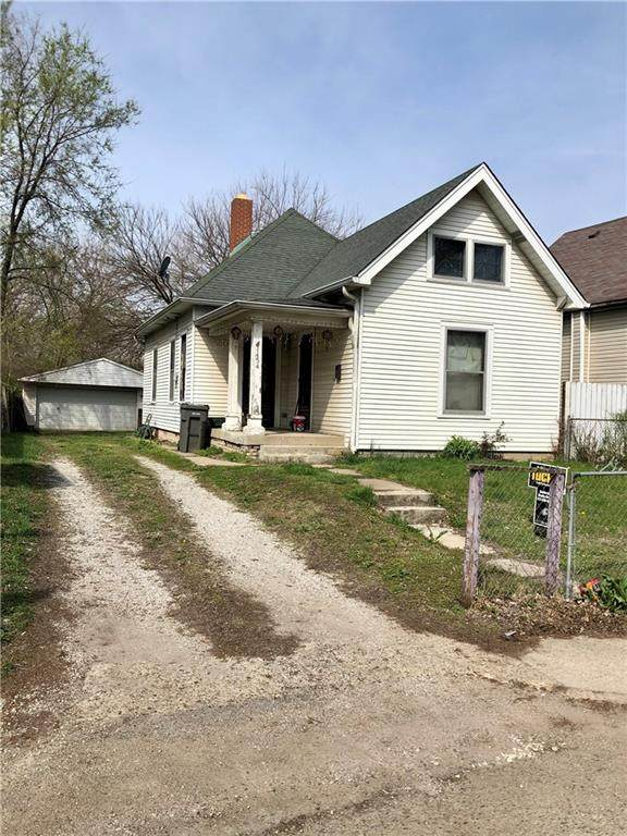 1454 S Illinois Street, Indianapolis, IN 46225 (MLS #21776329) :: Ferris Property Group