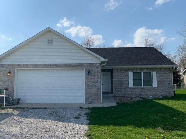 255 Patriots Landing, Fillmore, IN 46128 (MLS #21776496) :: Anthony Robinson & AMR Real Estate Group LLC