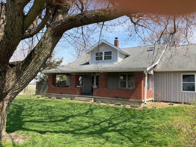 5987 N 300 West, Greenfield, IN 46140 (MLS #21776548) :: Mike Price Realty Team - RE/MAX Centerstone