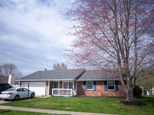 3314 Cherry Lake Road, Indianapolis, IN 46235 (MLS #21776713) :: Heard Real Estate Team | eXp Realty, LLC