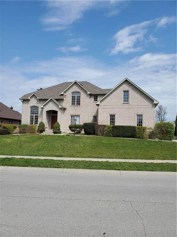 516 Walnut Woods Drive, Greenwood, IN 46142 (MLS #21776820) :: Heard Real Estate Team | eXp Realty, LLC