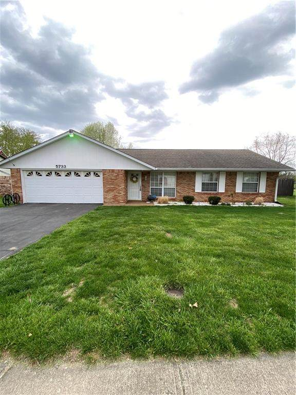 5733 Old Mill Drive, Indianapolis, IN 46221 (MLS #21776836) :: Ferris Property Group