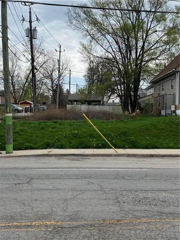 441 N Rural Street, Indianapolis, IN 46201 (MLS #21776851) :: JM Realty Associates, Inc.