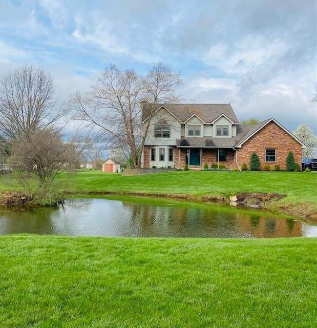 12637 Walrond Road, Fishers, IN 46037 (MLS #21777288) :: Mike Price Realty Team - RE/MAX Centerstone