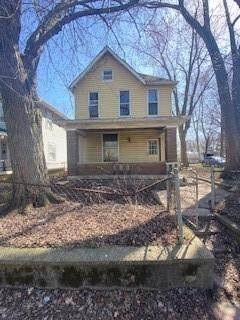 3107 W Michigan Street, Indianapolis, IN 46222 (MLS #21777398) :: The Indy Property Source