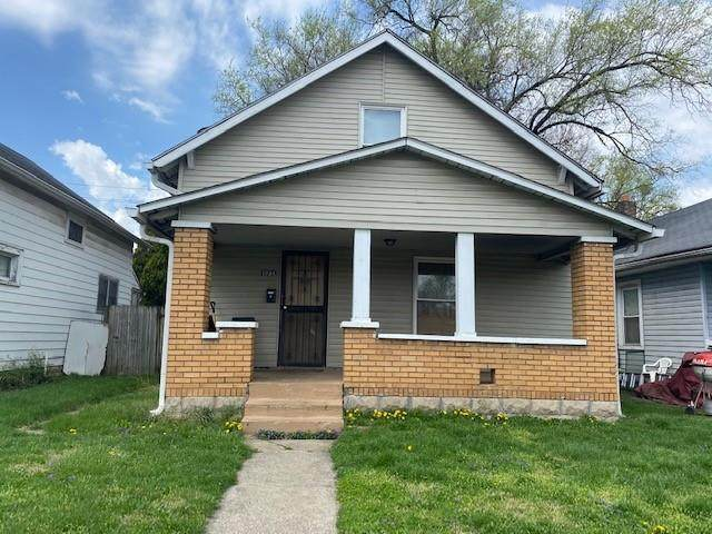 1254 King, Indianapolis, IN 46222 (MLS #21777414) :: The Evelo Team