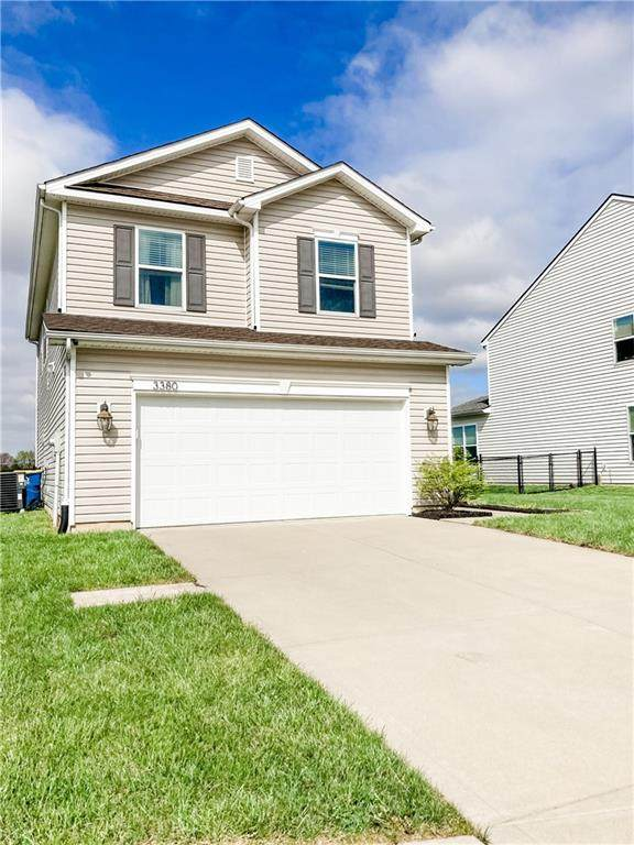 3380 Firethorn Drive, Whitestown, IN 46075 (MLS #21777443) :: Mike Price Realty Team - RE/MAX Centerstone