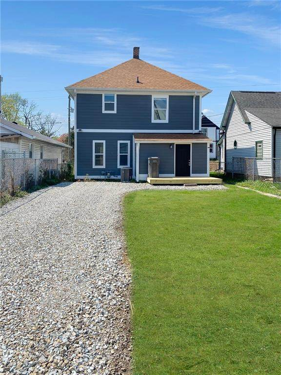 1155 S State Avenue, Indianapolis, IN 46203 (MLS #21777493) :: Mike Price Realty Team - RE/MAX Centerstone