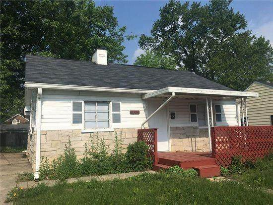 2324 Saint Paul Street, Indianapolis, IN 46203 (MLS #21777510) :: Mike Price Realty Team - RE/MAX Centerstone