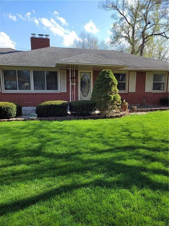 3413 Laurel Lane, Anderson, IN 46011 (MLS #21777663) :: Heard Real Estate Team | eXp Realty, LLC
