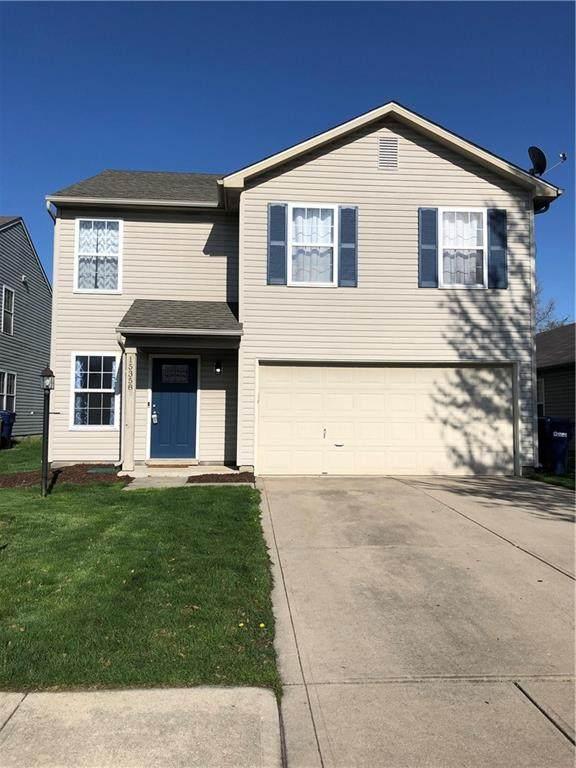 15358 Ten Point Drive, Noblesville, IN 46060 (MLS #21777772) :: Ferris Property Group